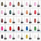 NEW 15ml Soak off Nail Art UV Gel Polish Lamp Glitters Manicure DIY Decor #61-90