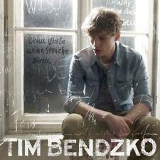 Tim Bendzko - Wenn Worte Meine Sprache Waren (2013) [New CD] Germany - Import