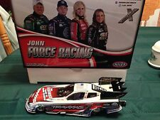 Courtney Force Traxxas JFR 100 NHRA Wins For Women 2014 1/24 Action Mesma Chrom