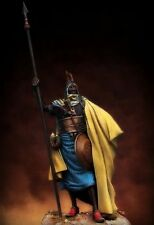PEGASO MODELS 75-071 - NUBIAN PALACE GUARD - 75mm WHITE METAL KIT NUOVO