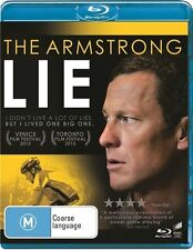 The Armstrong Lie - New/Sealed Blu Ray Region B