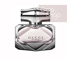 GUCCI BAMBOO 75ML EAU DE PARFUM NATURAL SPRAY PROFUMO DONNA EDP SCATOLATO