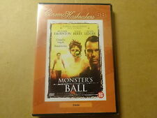 DVD / MONSTER'S BALL (Billy Bob Thornton, Halle Berry, Heath Ledger) (NEW)