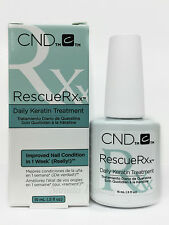 Rescue RXx - Daily Keratin Treatment - 0.5oz/15ml # 90763- Cnd