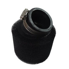 45mm AIR FILTER BLACK 125CC PIT PRO MOTOVERT PIT BIKE THUMPSTER ATOMIK POCKET
