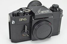 CANON F-1 camera body only