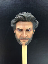 [BIG SALE]1:6th head sculpt The Wolverine Masterpiece Marvel Hugh Jackman X men