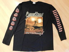 AGENT STEEL - Order Of The Illuminati Longsleeve XL NEU