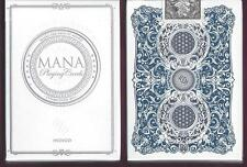 1 DECK Mana Indigo playing cards FREE USA SHIPPING!