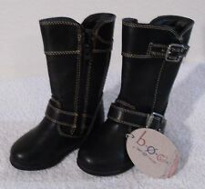 NEW BOC Rosie Toddler Girls Fashion Boots 5 Dark Brown MSRP$60