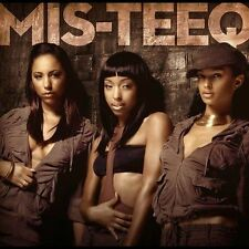 Mis-Teeq (CD) by Misteeq Self Titled Mystique PROMO Stamped