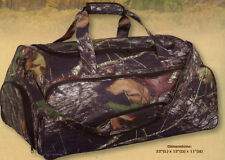 """Overland 22"""" Camouflage Travel Duffle Camo Gym Bag with Strap NEW"""