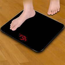 Bathroom Digital Scale Weight Body Weighing Electronic LED Personal Scales senso