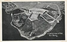 LAM(Z) Ontario, Canada - Old Fort Henry - Bird's Eye View
