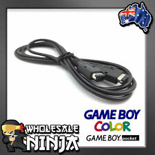 Nintendo Game Boy Link Cable for 2 Player Gameboy Pocket GBP Color GBC Console