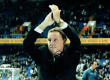 Harry REDKNAPP SIGNED Autograph 16x12 Tottenham MANAGER Photo AFTAL COA