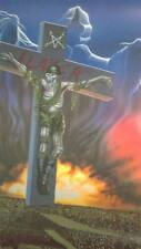 "Slayer Crucify/Spirit Poster(#2)Rare/Vintage, Last 1-Looks Great. ""Out of Print"""
