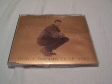 Don't wanna lose you by Lionel Richie CD Single 1996 Mercury Pop Vocal