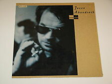 JOCCO ABENDROTH self titled Lp RECORD GERMANY 1989