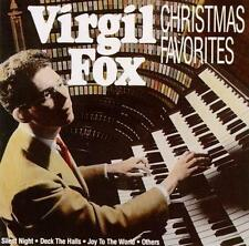 Fox, Virgil: Christmas Favorites  Audio Cassette