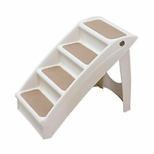 Solvit Plus Pet Stairs PupSTEP, Cat Dog Easy Ramp Steps, New, Free Shipping