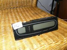 renault laguna uhr digitaluhr dispaly bc bordcomputer radio p8200002604a