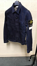 Stone Island Super Italian Selvedge Denim Jacket BNWT
