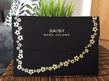 NUOVO MARC JACOBS DAISY make up bag travel document Pochette Borsetta Avvolgere
