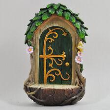 Fairy Door Mini Garden Landing Pad Elf Pixie Flowers Magical Decoration 39148