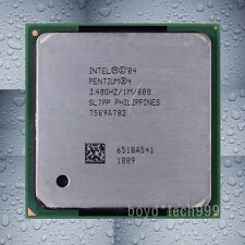 Intel Pentium 4 CPU Processor 3.4 GHz 800 MHz Socket 478/N SL7PP SL7E6