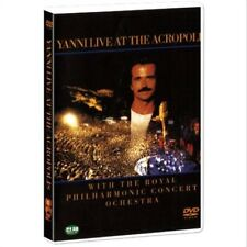 Yanni - Live At The Acropolis DVD (New & Sealed)