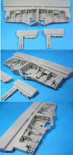 VECTOR 1/48 LaGG-3, P-51, La-5, Fw 190A, Tu-2 cockpits/detail sets, R-1830/2600