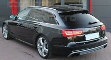 Audi A6 C7 4G Avant Diffusor S6 Look fuer Standard Stoßstange