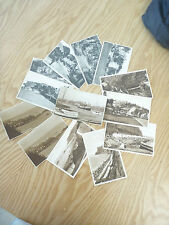 ISLE OF WIGHT COLLECTION   ANTIQUE POSTCARD THIRTEEN ALL AS ONE LOT