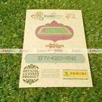 EURO 2012 LIMITED EDITION PANINI ADRENALYN XL 12 LTD