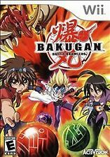 BAKUGAN BATTLE BRAWLERS Nintendo Wii game complete great condit U quick shipping