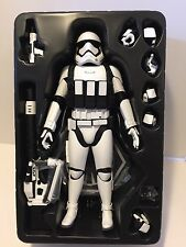 Hot Toys 1/6 Scale First Order Heavy Gunner Stormtrooper Figure MIB MMS318