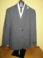 $465 new Jos A Bank JOSEPH solid dark grey 2 button jacket 40 L slim fit