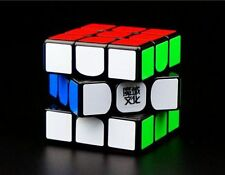 Moyu Weilong GTS Magic Cube Puzzle 3x3x3 Twist Brain Teaser Speed Toys Gift BK