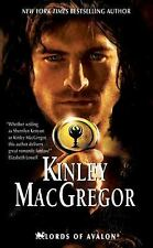 Knight of Darkness (Lords of Avalon, Book 2) by Kinley Macgregor