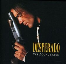 Desperado - Various Artists (1995, CD NEUF) Dire Straits/LOS Lobos/Hayek
