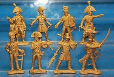Plastic Toy Soldiers Napoleonic Wars British Army(Generals) 1/32 54 mm