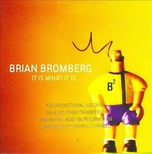 It Is What It Is by Brian Bromberg (CD, Sep-2009, Artistry)