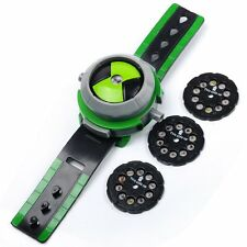 Ben 10 Alien Force Omnitrix Illumintator Projector Watch Toy Gift for Child【US】