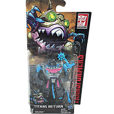 Transformers Titans Return Legend Wave 03 Sharkticon Gnaw Hasbro 2016 UK