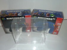 1 x nintendo 64 controller box protectors ultra thick n64