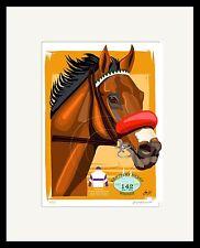 NEW Nyquist Horse Kentucky Derby Winner 2016 Giclee Paper Print  Art SFASTUDIO