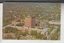 Aerial View of Henry Ford Hospital Detroit MI Michigan