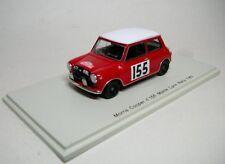 Mini Cooper No. 155 Rally Monte Carlo 1963
