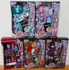 Monster High~Frights Camera Action HauntlyWood~Clawdia Wolf~Elissabat~Honey +Mor